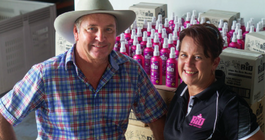 RID donate to Food Relief NQ to combat mozzies outbreaks in North Queensland