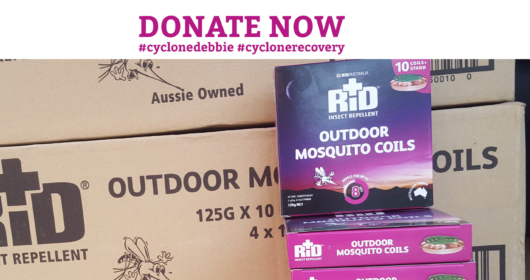 Townsville reaches out to help North Queensland Neighbours effected by #cyclonedebbie